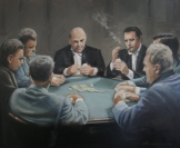 Card players SOLD